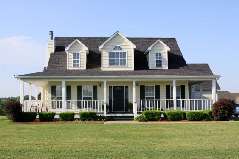 Large Of Farmhouse Style Home