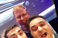 Nutanix Keynote Selfie