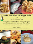 Front Cover pies and sausage rolls