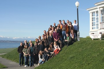 Seattle Pacific University's MFA in Creative Writing Program, Whidbey Island, 2016