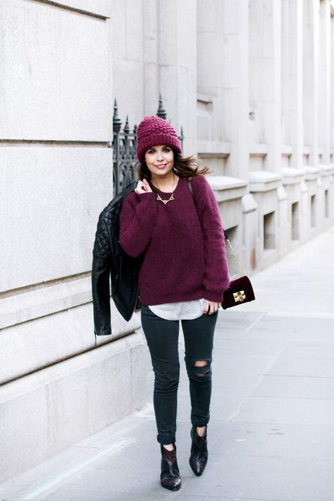зимние шапки фото