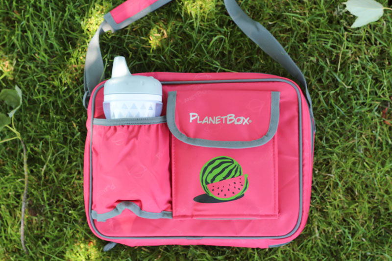 PLANET BOX LUNCHBOX