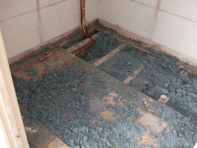 Loose Fill Asbestos Insulation – Loose-Fill Asbestos Insulation