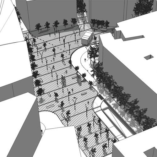 Lorenzo Alonso Arquitectos_PLAZA DE LAS FRAGUAS_PO2