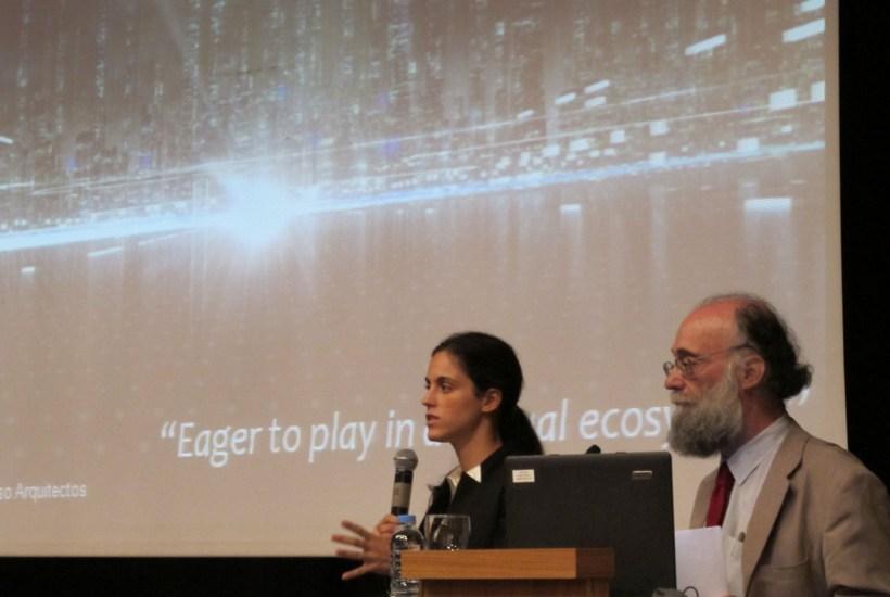 Lorenzo Alonso Arquitectos Conferencia Estambul 04