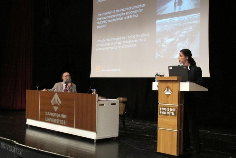 Lorenzo Alonso Arquitectos Conferencia Estambul 05