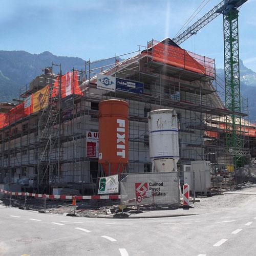 Lorenzo Alonso Arquitectos_58_VIviendas,parking,trasteros_en_Bex
