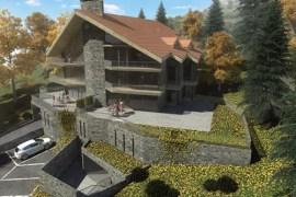 Lorenzo Alonso Arquitectos_ Viviendas en Chardonne, Suiza