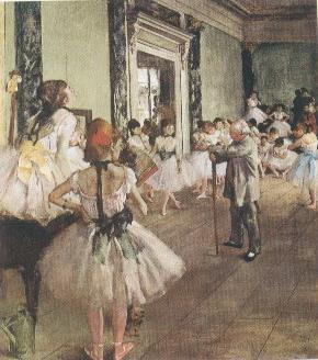 Degas scuola di ballo