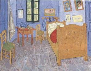 Vincent van gogh prof lorenzo falli - Camera da letto van gogh ...
