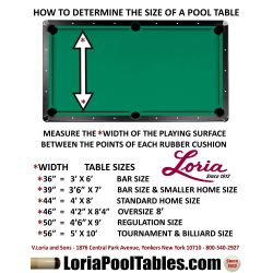 Small Crop Of Pool Table Room Size