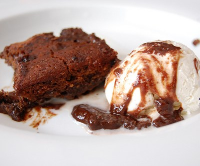 A Recipe for Hot Fudge Cake: Dare you!