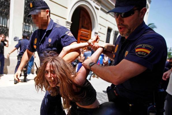 DETENCION POLICIAL
