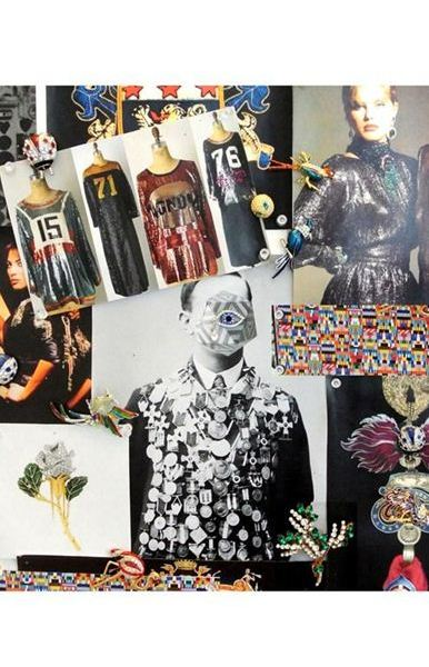 MOODBOARD BY MARY KATRANTZOU