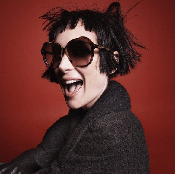 Marc Jacobs Update: Winona Ryder, Betty Lowe, Julia Nobis, Molly Blair and Cierra Sky