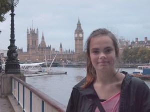 Anne vor Westminster