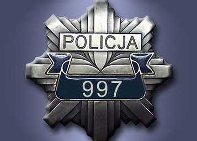 Doniesienia z kroniki policyjnej