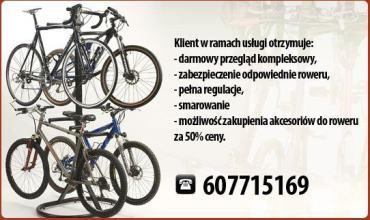 Przechowalnia Rowerów Warszawa Konstancin Piaseczno Tylko 210 PLN