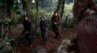 Gendry, Arya y Pastel Caliente