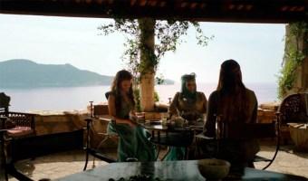 Lady Olenna, Margaery y Sansa