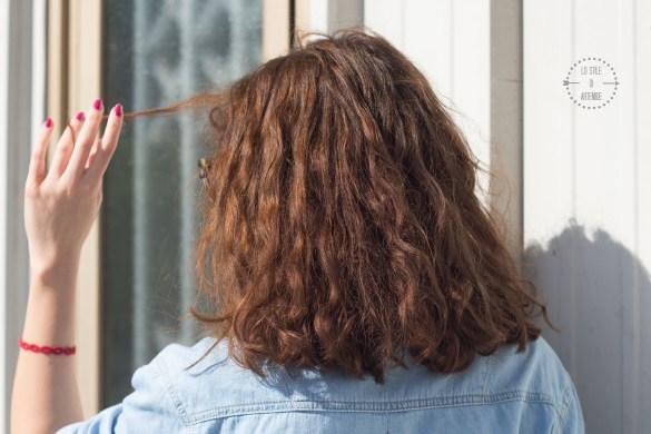 capelli ricci e mossi