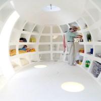 Blob VB3 : Futuristic Portable Space