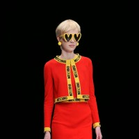 Jeremy Scott's Junk Food Couture for Moschino
