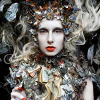 Kirsty Mitchell's World of Fairytale Queens