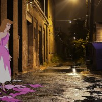 Disney Characters in Grim Situations