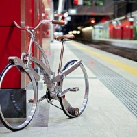 Hubless Rims Make This Portable Bike a Possibility
