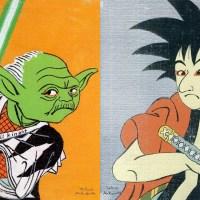 Takao Nakagawa's Feudal Take on Modern Characters