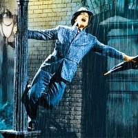 Without the Music, Gene Kelly is Just a Crazy Man in the Rain