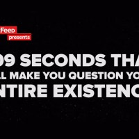 This 209 Second Video Will Blow Your Mind, Then Question Your Entire Existence