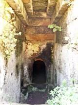 Cerveteri - Zona de Túmulos arcaicos