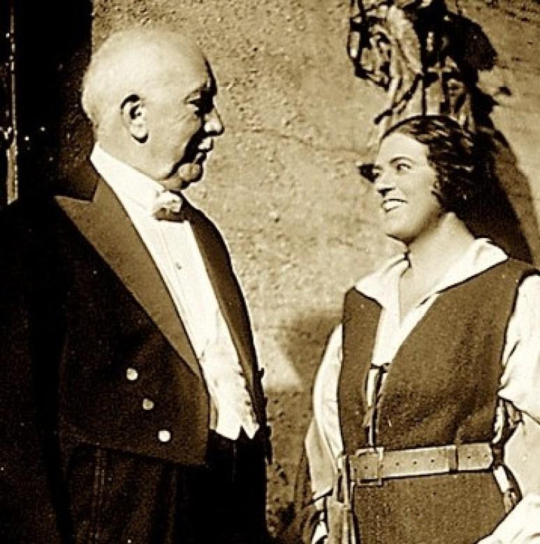 with Richard Strauss
