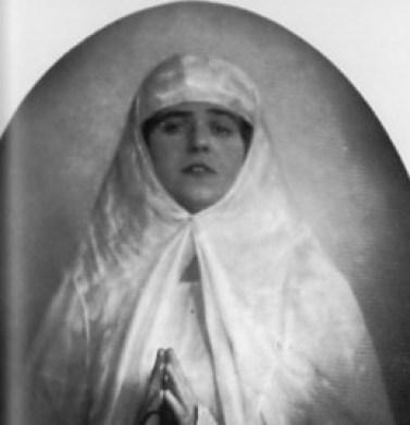 early Elisabeth or Elsa