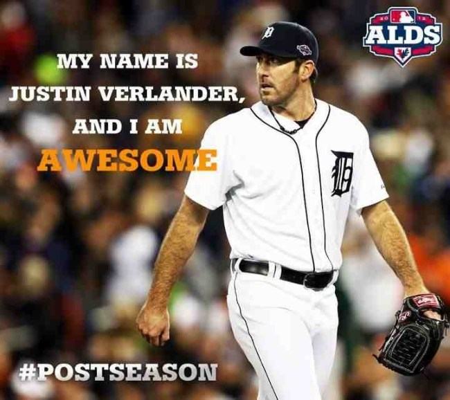 My name is Louise Radcliffe, and I do NOT post too much about Justin Verlander...