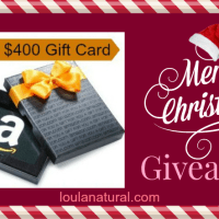 Holiday Giveaway $400 Amazon Giftcard