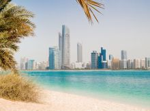 Dubai flight