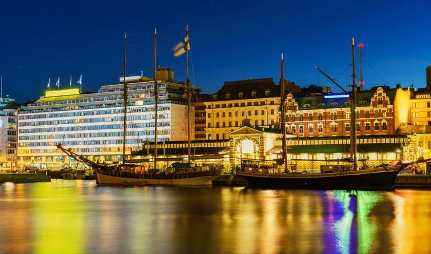 Credits. Helsinki photo by S.Borisov/Can stock Photos
