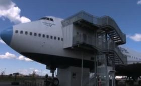 stockholm airplane