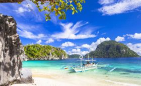 credits. Palawan by leoks / can stock photo