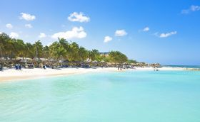 credits. Aruba by devi/can stock photo