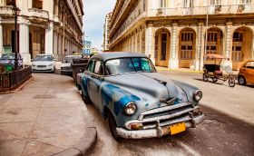credits: Havana by cookelma/can stock photo