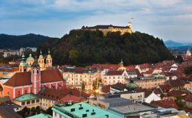 Credits: Ljubljana by Kasto/ can stock photo