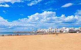 Credits. Agadir, Maroko by Saiko3p can stock photo