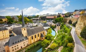 Credits: Luksemburg photo by Serrovnik/ can stock photo