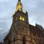 Conches-en-Ouche, Eure (27) – Normandie  : ƒEglise Sainte-Foy
