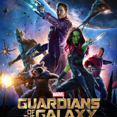 Go see Marvel's Guardians of the Galaxy this weekend! #GuardiansOfTheGalaxy
