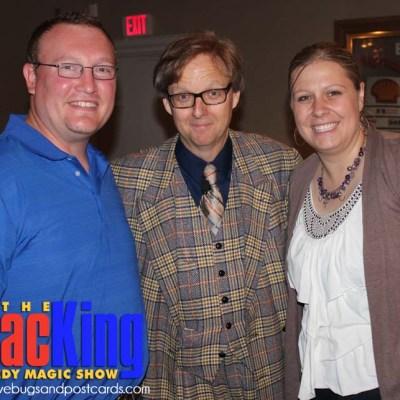 Mac King Comedy Show at Harrah's Las Vegas Review